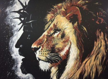 Crucified:Glorified – Lamb and King