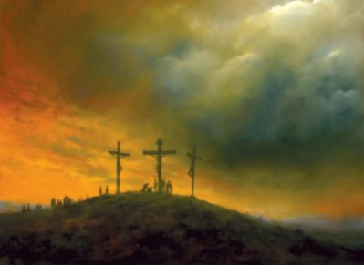 Crucified:Glorified – Pain and Victory