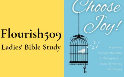 Choose Joy! Ladies' Bible Study