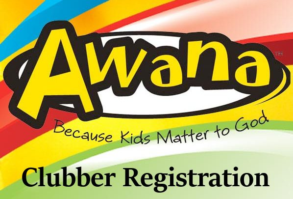 Awana Clubber Registration