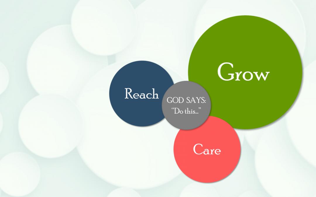 God Says: Grow