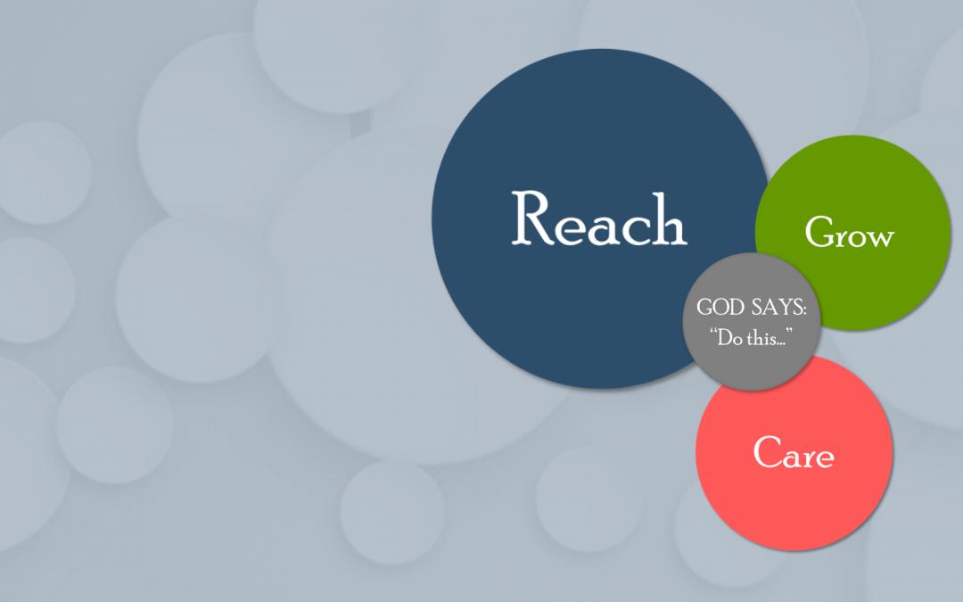 God Says: Reach