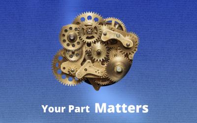 Your Part Matters