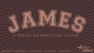 James: A Series on Practical Living – Chapter 5