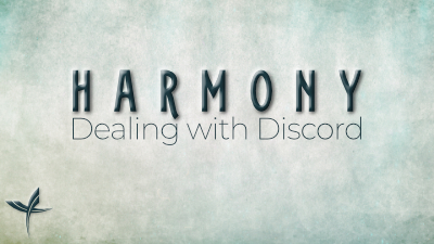 Harmony: Dealing with Discord