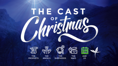 The Cast of Christmas: Us