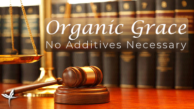 Organic Grace: No Additives Necessary