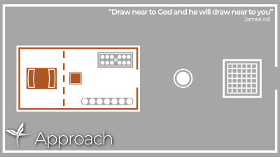 Approach: Week 5 – The Altar of Incense & The Holy of Holies
