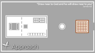 Approach: Week 2 – Altar of Burnt Offering
